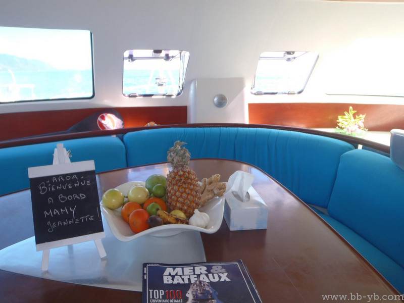 Fountaine Pajot Bahia 46