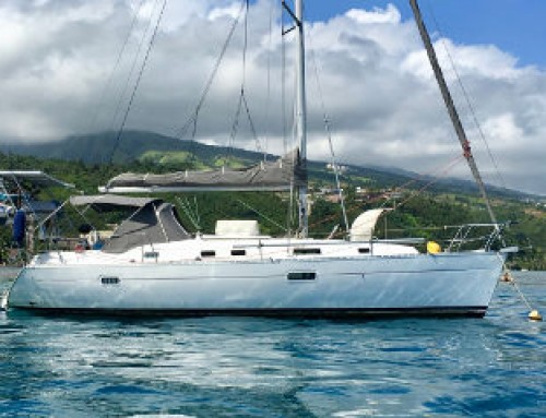 Oceanis Clipper 361 | 2003 | 71 000€