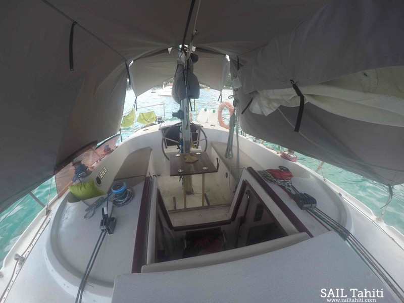 GibSea 37 for sale in Tahiti