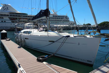 Oceanis 46 for sale in Tahiti