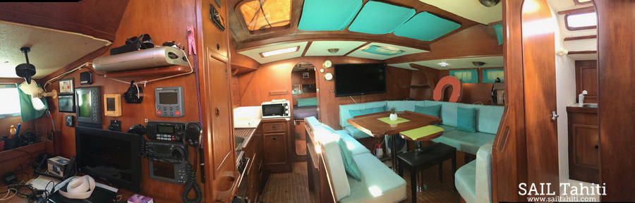 Dynamique 47 for sale in Tahiti