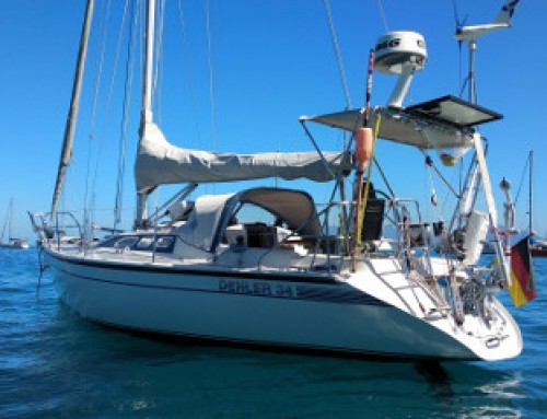 Dehler 34 Top Nova | 1993 | 42 000€