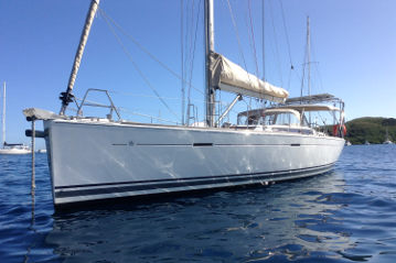 Dufour 485 Grande Large for sale in Tahiti