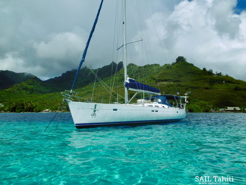 Beneteau Oceanis 473 for sale in Tahiti