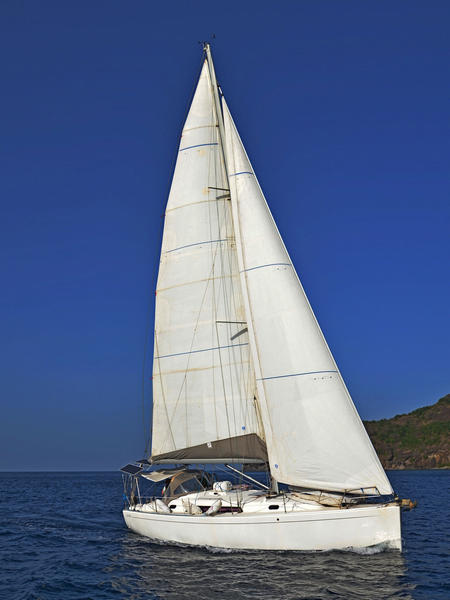 Hanse 400 for sale in Tahiti