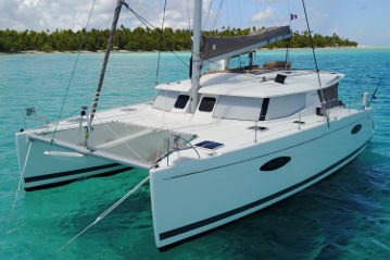 Fountaine Pajot Helia 44 for sale in Tahiti