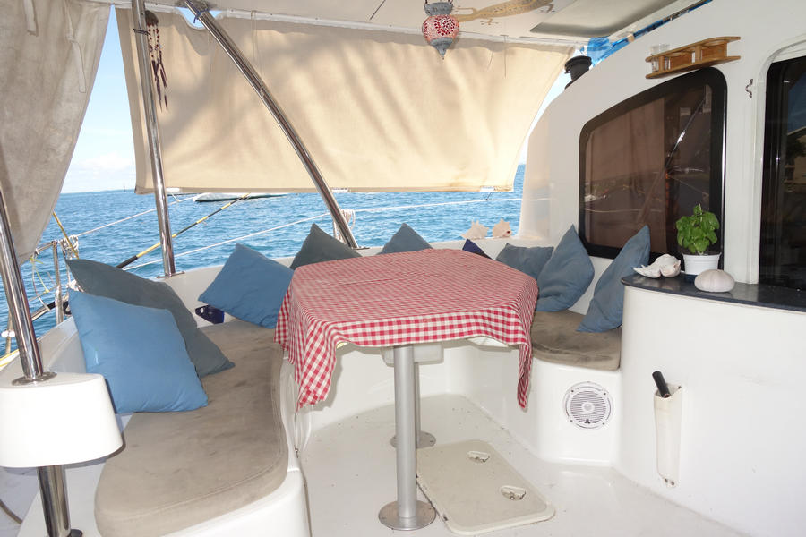 Fountaine Pajot Lavezzi for sale in Tahiti