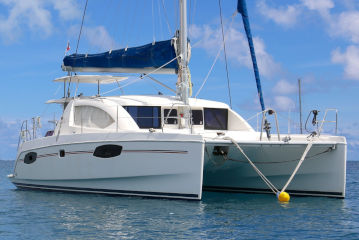 Leopard 39 for sale in Tahiti