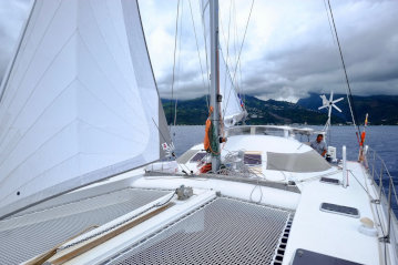 Outremer 50 Light for sale in Tahiti