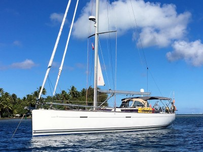 Dufour 485 GL - Sawadiva - for sale in Fiji