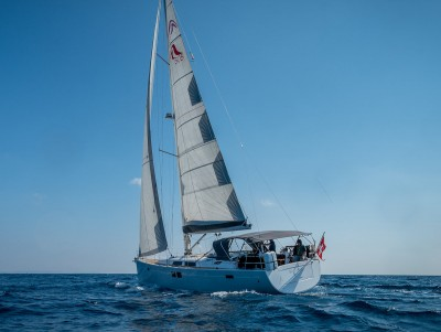 Hanse 505 - Sauvage - for sale in Fiji