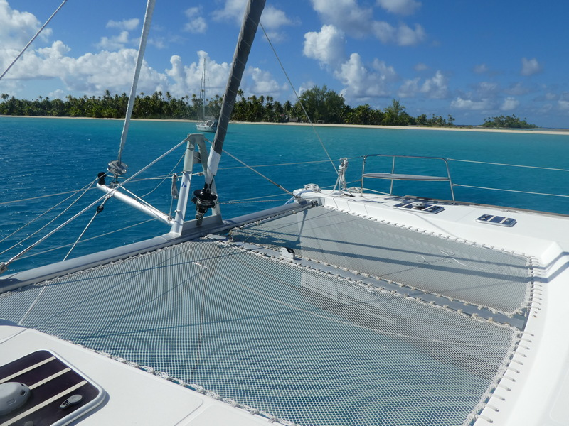 Catana 47 for sale in Tahiti