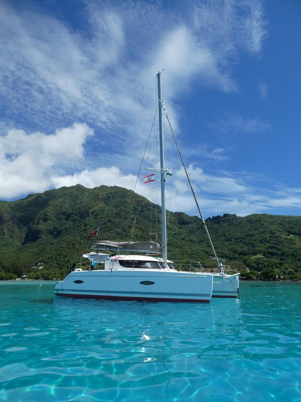 Fountaine Pajot Lipari 41 Evolution for sale in Tahiti