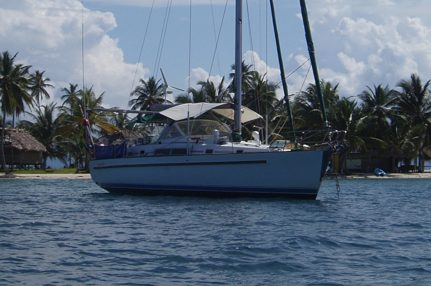 Beneteau Oceanis 44CC for sale in Tahiti