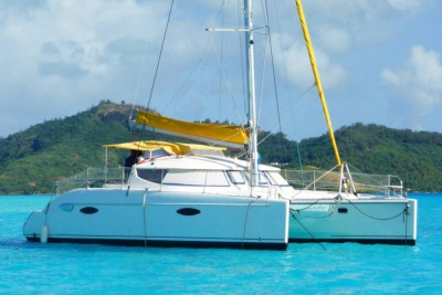 Fountaine Pajot Lavezzi 40 for sale in Tahiti