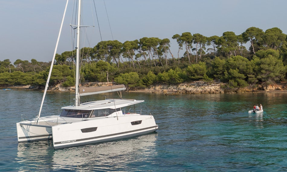 Fountaine Pajot Lucia 40 Maestro for sale in Tahiti