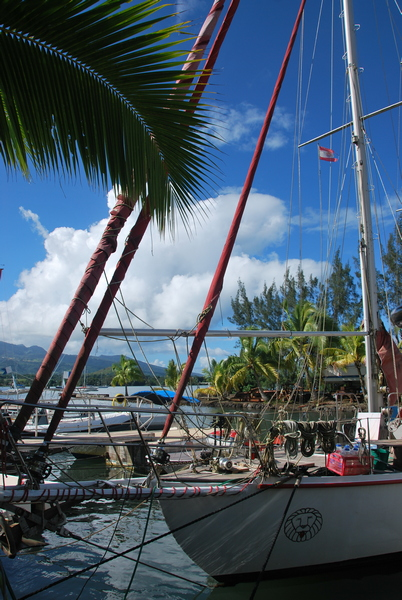 Classic Koster 39 Steel hull monohull for sale in Tahiti