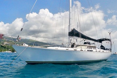 C&C Landfall 48 Pilothouse for sale in Tahiti