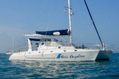 Royal Cape Catamaran Majestic 530 - Alicia Angelina for sale in Tahiti