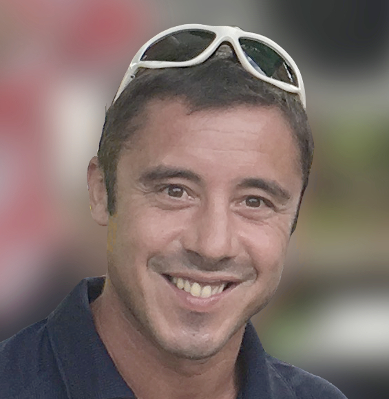 David Allouch - General Manager Sail Tahiti Brokerage