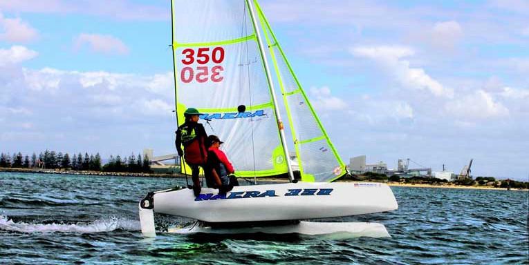 Nacra 350