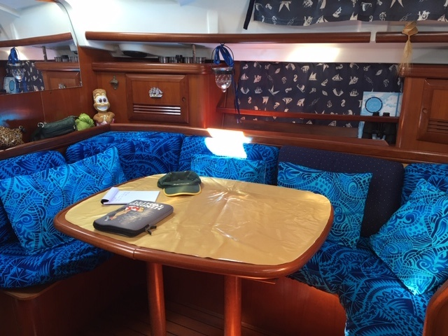 Beneteau Oceanis 42CC cruising monohull for sale in Tahiti