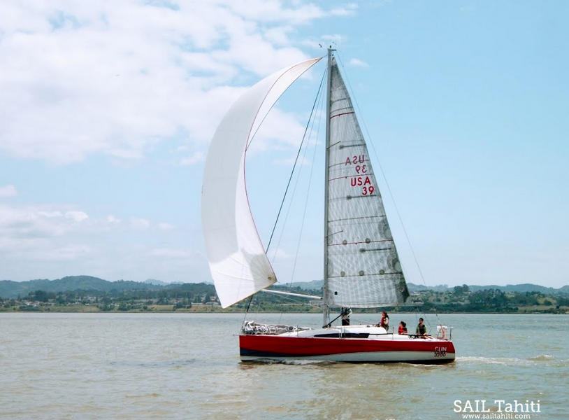 Jeanneau Sunfast 3200 for sale in Tahiti