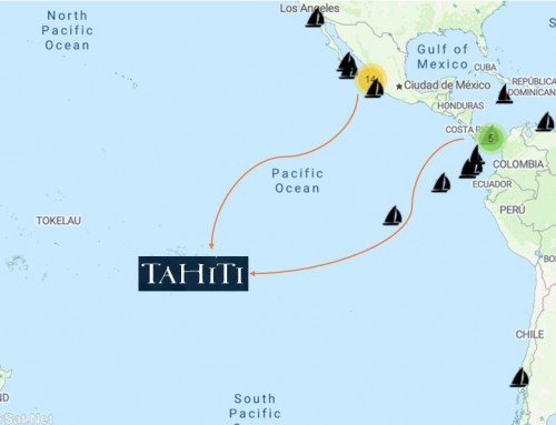 Sail Tahiti supports the Pacific Puddle Jump
