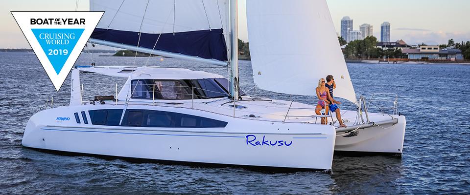 Seawind Catamarans disponibles en Polynésie et au départ de n'importe quel port du Pacifique
