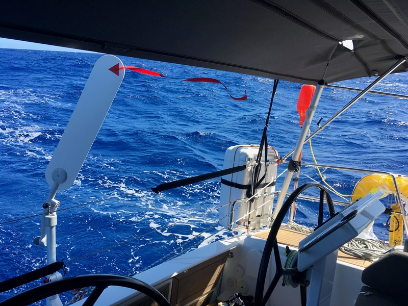 Hanse 505 from 2016 for sale in Tahiti