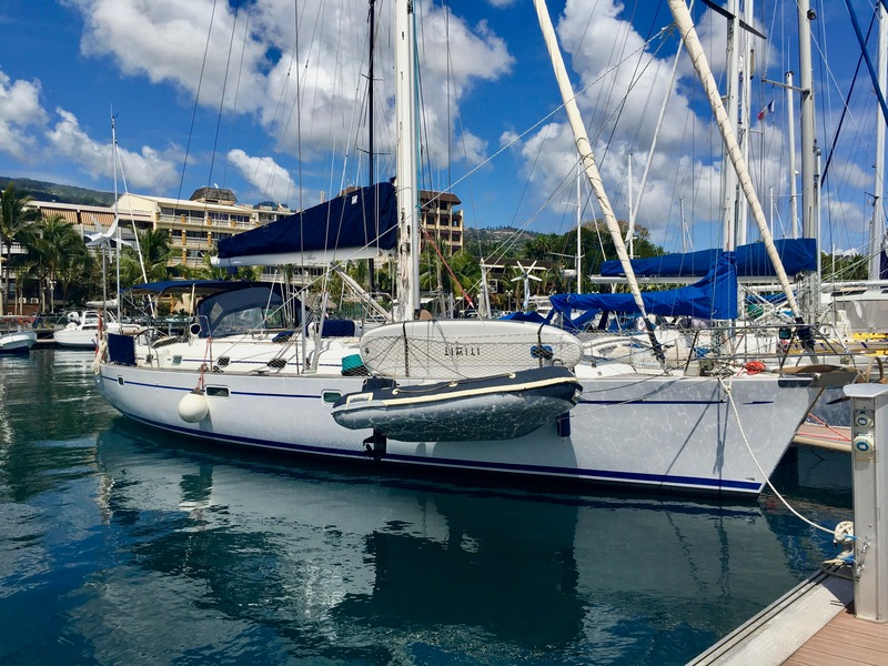 Beneteau 50 for sale in Tahiti