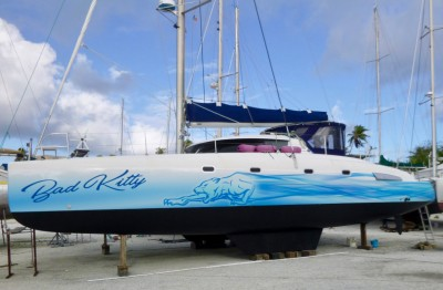 Fountaine Pajot Bahia 46 Maestro owners version catamaran for sale in Tahiti