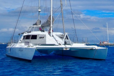 Crowther Nordest 63 Custom Catamaran for sale