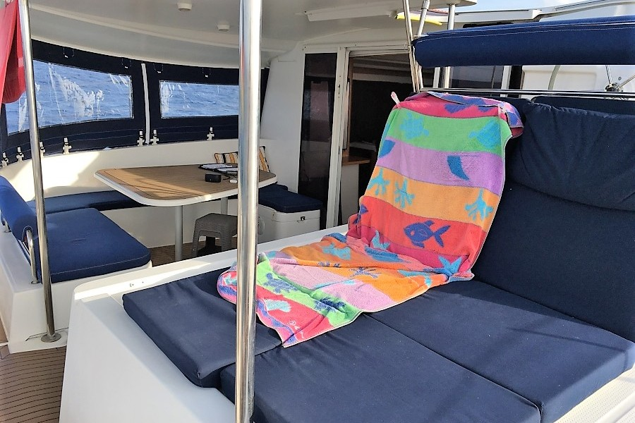 Foutaine Pajot Orana 44 for sale in Raiatea