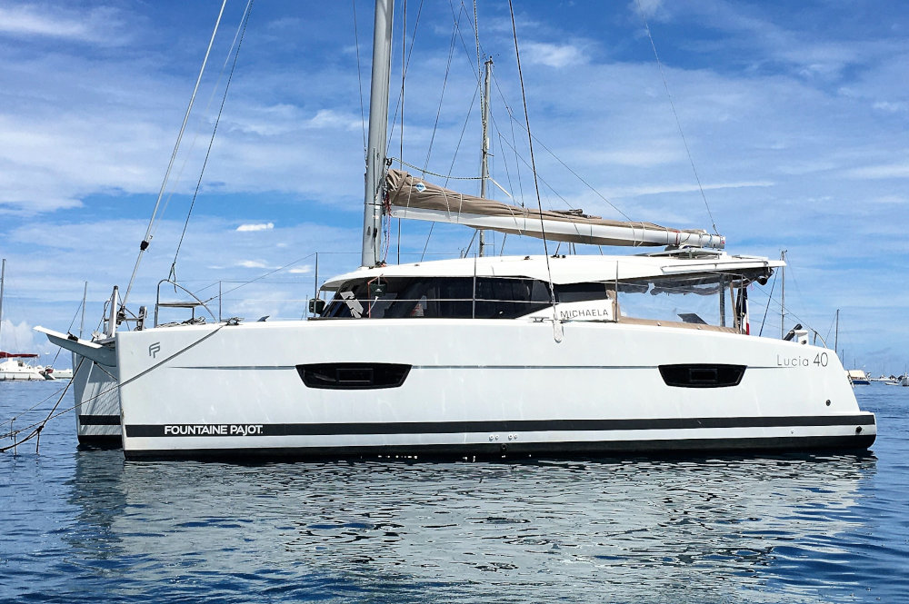Fountaine Pajot Lucia 40 for sale in Tahiti