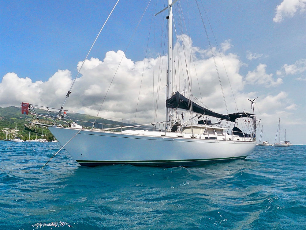C&C Landfall 48 for sale in Tahiti
