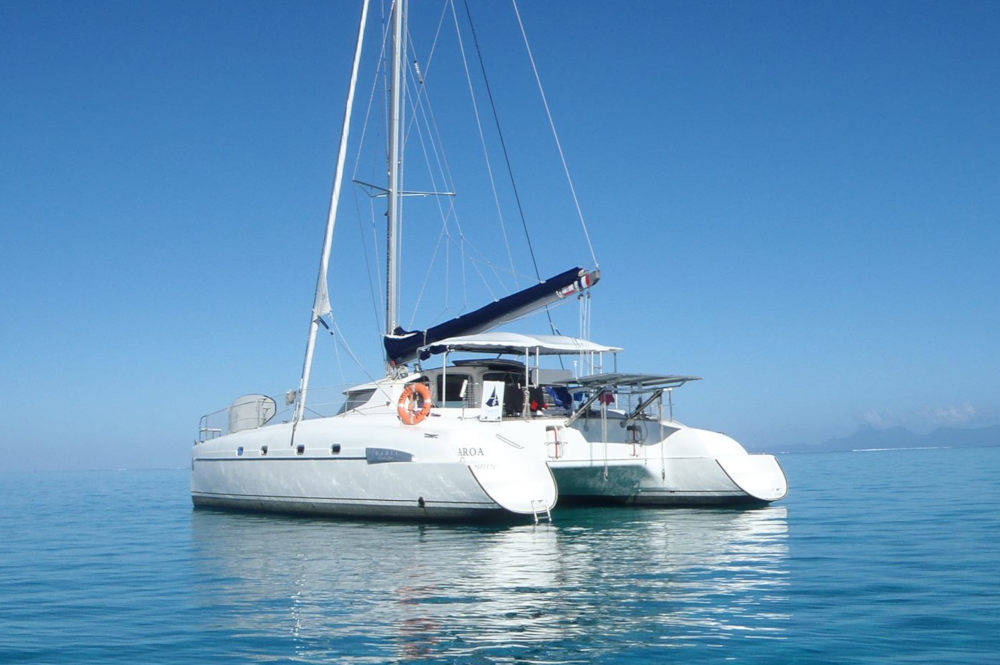 Fountaine Pajot Bahia 46 for sale in Tahiti