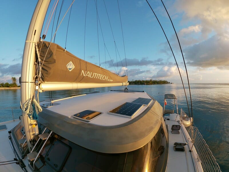 Nautitech 40 Open for sale in Tahiti