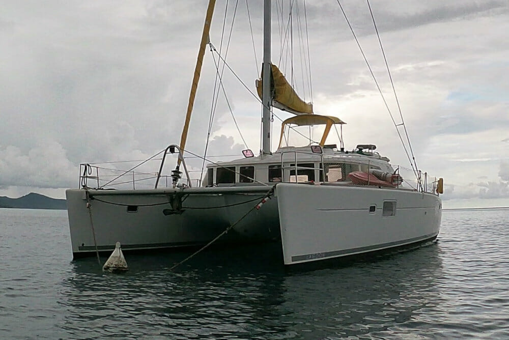 Lagoon 440 for sale in Raiatea