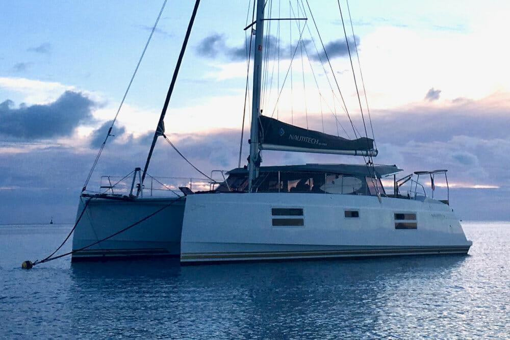 Nautitech 40 Open for sale in Tahiti