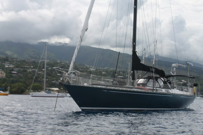 Baltic 51 for sale in Tahiti