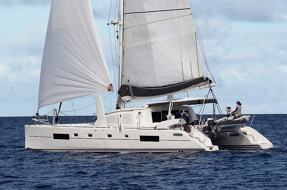 Catana 50 for sale in Tahiti