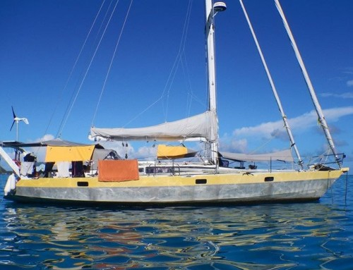 Plan Joubert 42ft | 1999 | Under offer
