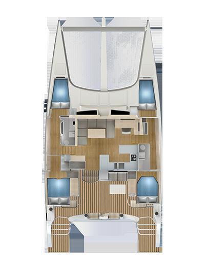 Seawind 1600 layouts