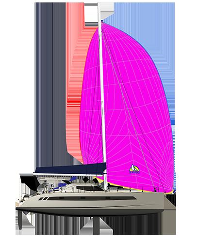 Seawind 1600 sail plan