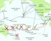 Les 5 clés d'une grande croisière dans le Pacifique