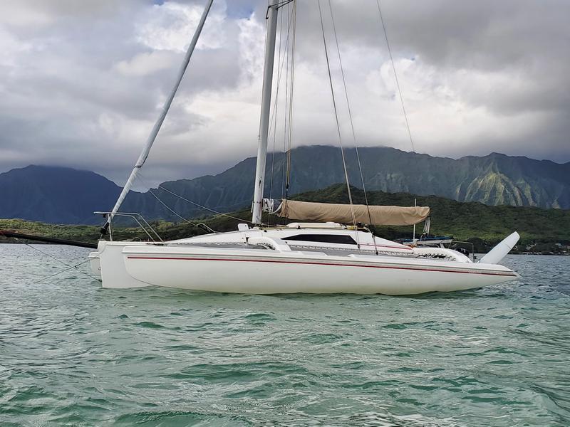 Corsair 31R CC Trimaran for sale in Tahiti