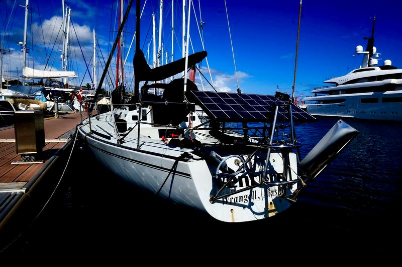 J Boats J/35 sailboat for sale in Tahiti