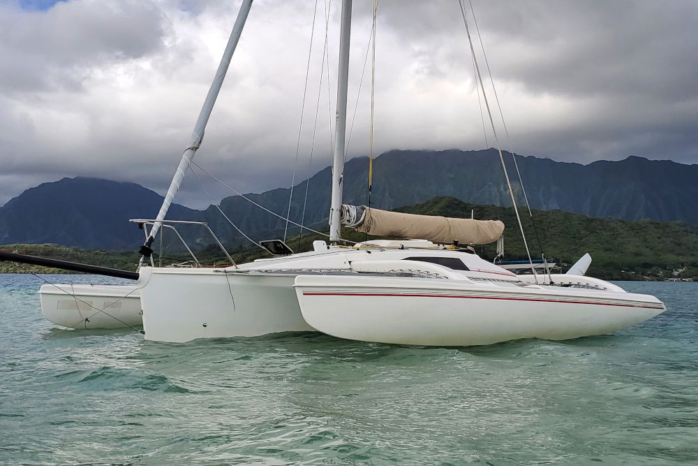 Corsair 31R CC Trimaran for sale in Tahiti