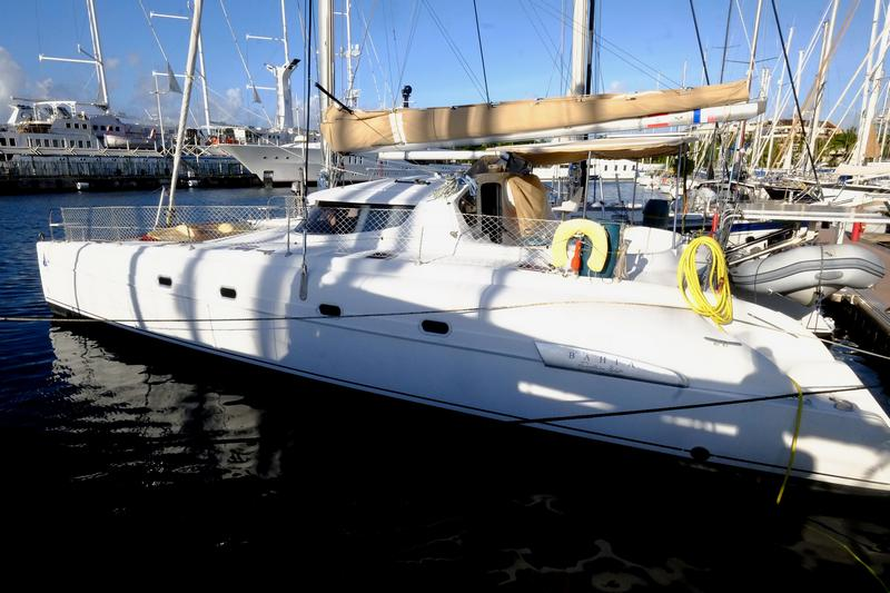 Fountaine Pajot Bahia 46 Tanuki for sale in Tahiti